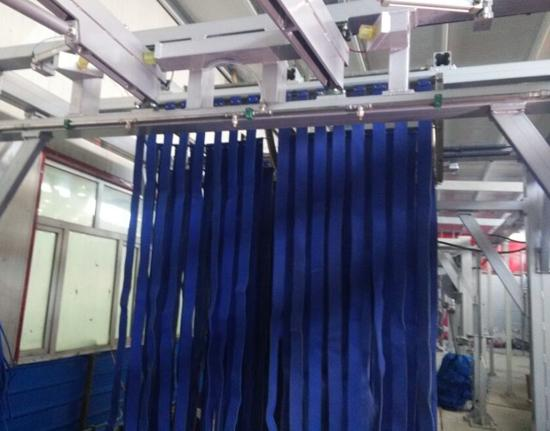 Autobase Car Wash Equipment With Hydraulic And Wheel Brush