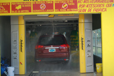 중국 The automatic car wash machine that recommended by the world 협력 업체