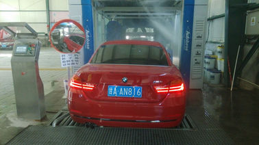 중국 Professional Automatic Car Wash Machine T Series High And Middel End Technology 협력 업체