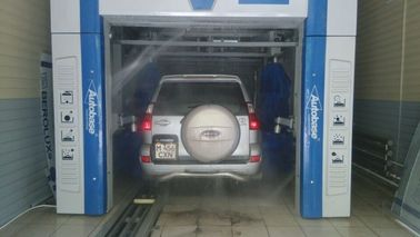 중국 TEPO - AUTO high end automated car washing system , tunnel express car wash 협력 업체