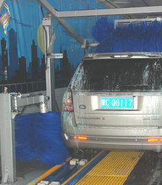 중국 The balance development of Autobase automatic car wash machines 협력 업체