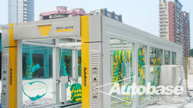 중국 Automatic Tunnel Car Washer Equipment TEPO-AUTO 협력 업체