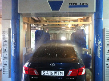 중국 Professional Convenient Car Wash Machine With Washing 60 - 80 Cars Per Hour 협력 업체