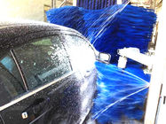 중국 Low Noise Durable Car Wash Tunnel Systems Keep Washing Process Stability 공장