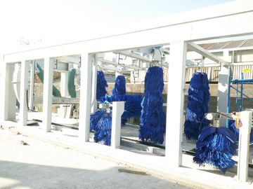 Reliable Car Wash Tunnel Systems Environmental Protection And Energy Conservation