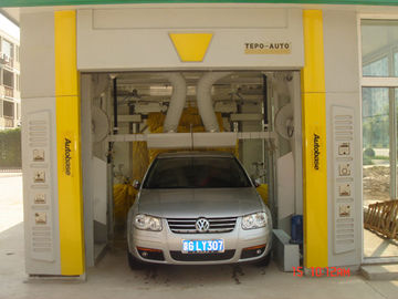 중국 Automatic tunnel car wash equipment TEPO-AUTO TP-701 공장