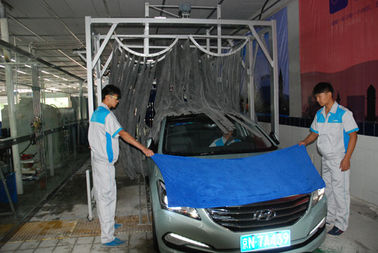 중국 Computer Control Car Wash Equipment Autobase , High Accuracy 공장